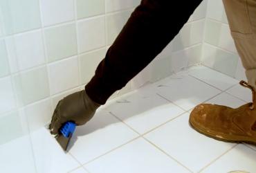 shower plug preparation