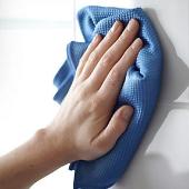 towel clean