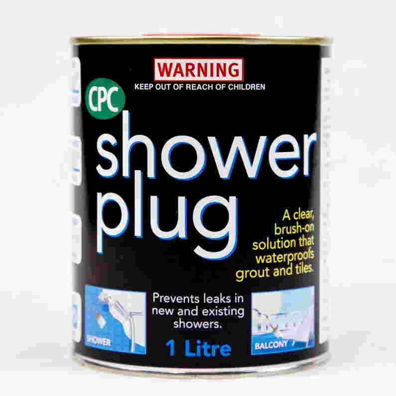 Shower plug 1 Liter